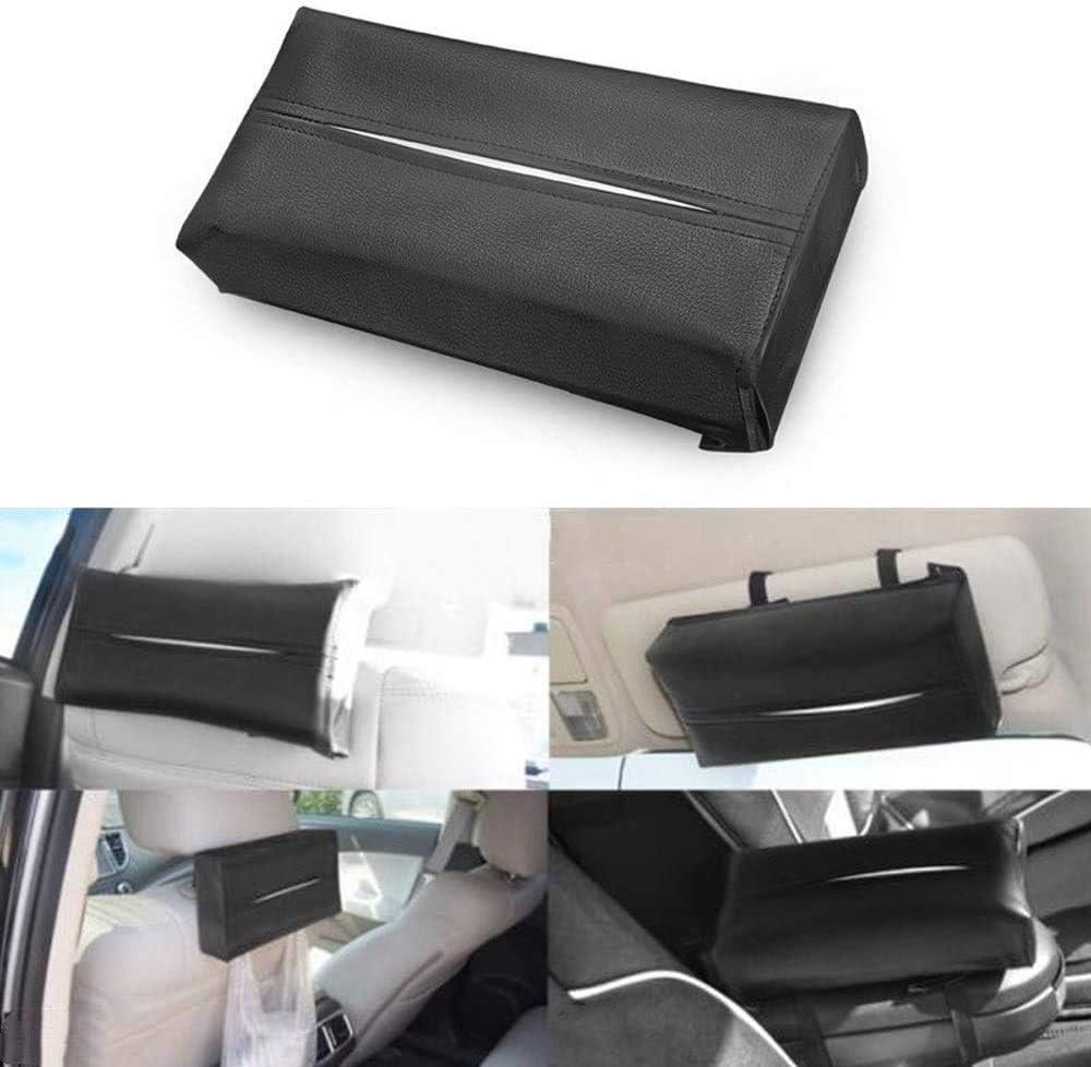 JYMBK We OFFer at cheap prices Tissue Box Holder Finally popular brand Universal Sun Visor Car Holde