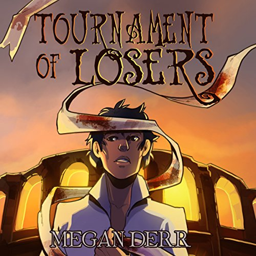 Tournament of Losers audiobook cover art