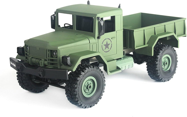 Yvsoo MN-35 2.4G RC Auto LKW RC Spielzeug Militärfahrzeuge Geschenk für Kinder B07G2CFMTG Die Farbe ist sehr auffällig  | Online Shop