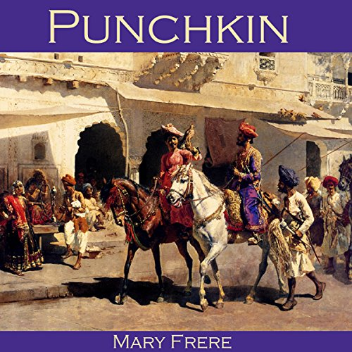 Punchkin audiobook cover art