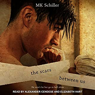 The Scars Between Us                   Written by:                                                                                                                                 MK Schiller                               Narrated by:                                                                                                                                 Alexander Cendese,                                                                                        Elizabeth Hart                      Length: 9 hrs and 29 mins     Not rated yet     Overall 0.0
