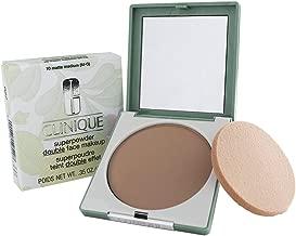 Clinique Superpowder Double Face Makeup .35oz/10g Matte Medium 10