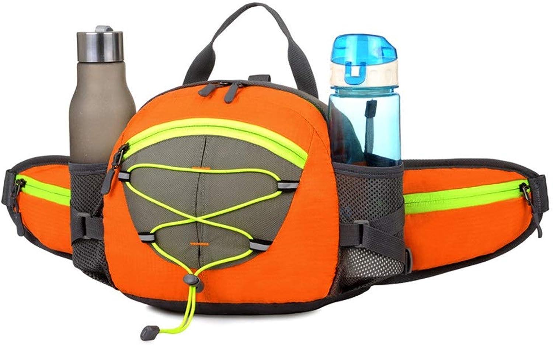 Workout Belt Sports Waist Pack Unisex Waterproof Waist Pack Multipurpose Outdoor Lightweight Waist Bag for Outdoors Sport Workout Traveling Casual Running Hiking Black Running Belt with Extender Belt