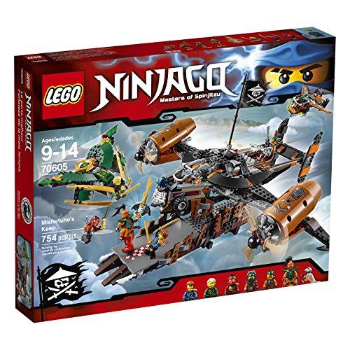 LEGO Ninjago Misfortune's Keep 70605 by LEGO