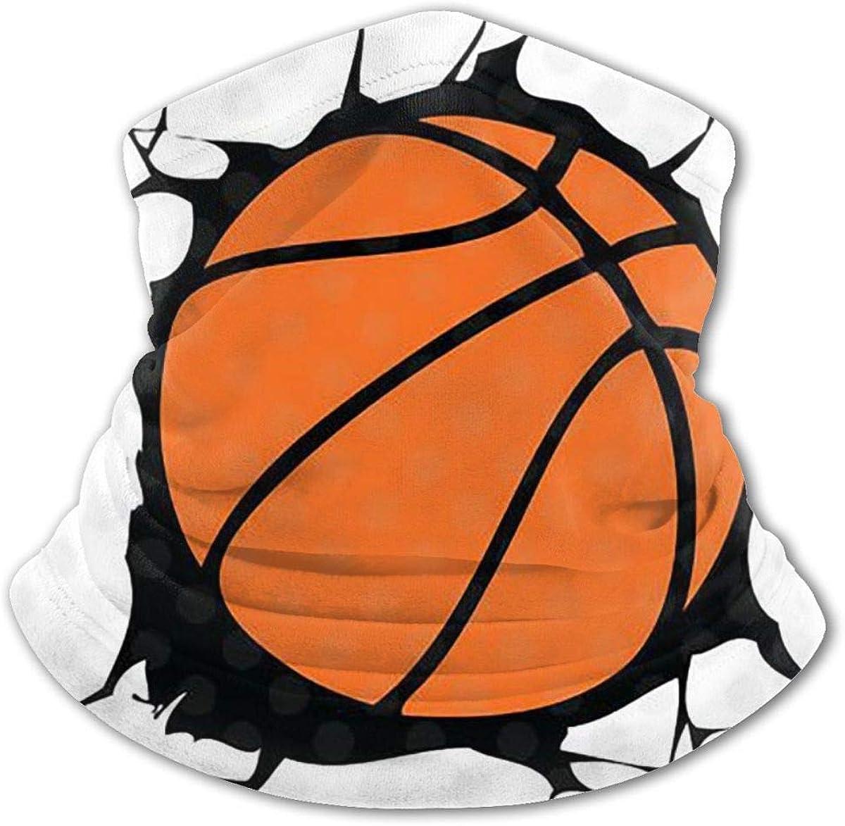 Basketball Headwear For Girls And Boys, Head Wrap, Neck Gaiter, Headband, Tenn Fishing Mask, Magic Scarf, Tube Mask, Face Bandana Mask For Camping Running Cycling