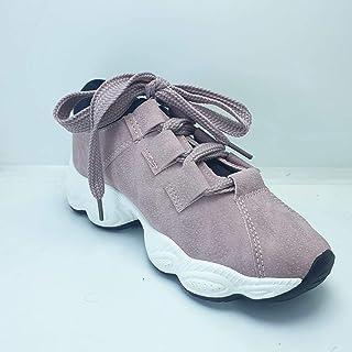 أحذية نسائية اللون رمادي