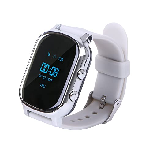 GPS Tracker for Kids Children Smart Watch Kids Wrist Watch T58 Anti-Lost SOS Call