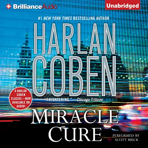 Miracle Cure Audiobook By Harlan Coben cover art
