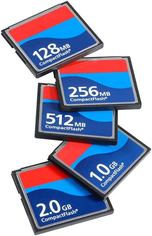 256MB CompactFlash Memory Card Digital Camera Card Industrial Grade Card