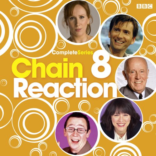 Chain Reaction: Complete Series 8 audiobook cover art