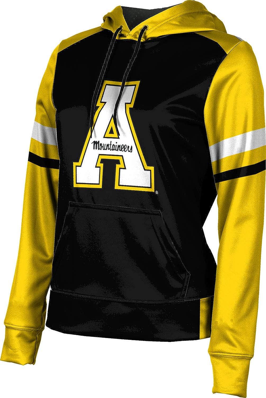 ProSphere Appalachian State University Girls' Pullover Hoodie, School Spirit Sweatshirt (Old School)