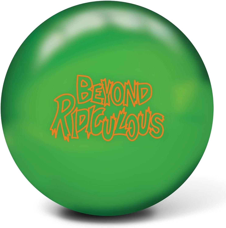 Radical Beyond Ridiculous Bowling Ball Neon Green