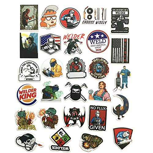 Later Hard Hat Sticker Toolbox Helmet Welding Construction Alliance Funny Graffiti Sticker 50pcs