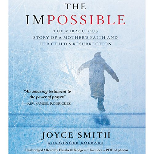 The Impossible audiobook cover art