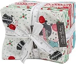 Sweet Christmas 26 Fat Quarter Bundle by Urban Chiks for Moda Fabrics
