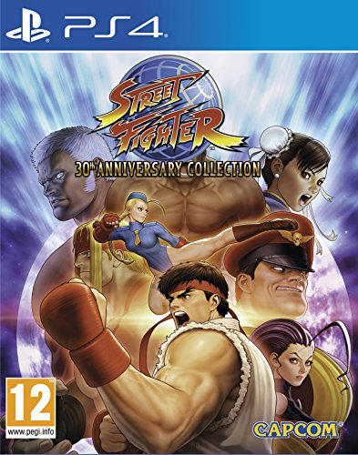 Street Fighter (30Th Anniv.Collection)