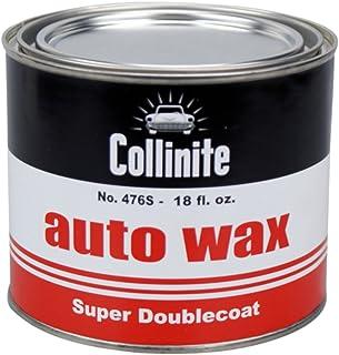 Collinite Collonite 47618 No. 476s Super Doublecoat Auto Wax-18 oz
