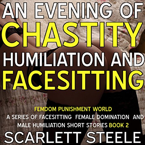 Couverture de An Evening of Chastity Humiliation and Facesitting