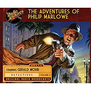Couverture de The Adventures of Philip Marlowe, Volume 3