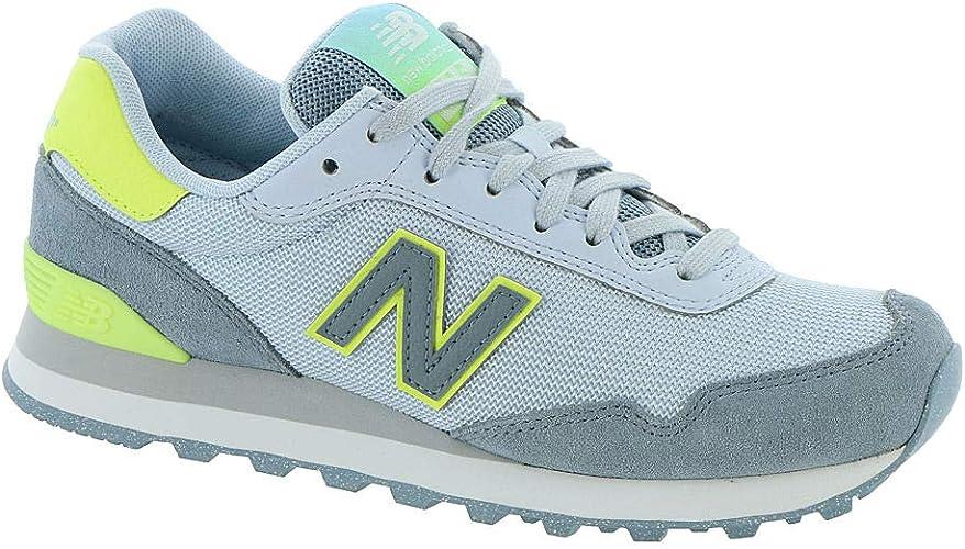 New Balance WL515OVC, Scarpa da Trail Running Bambina, Gris, 32 EU ...