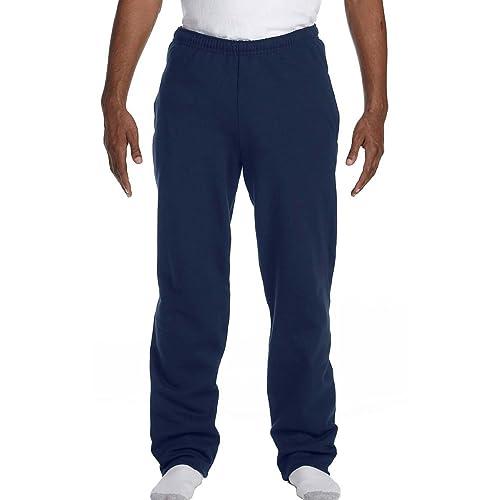 8 oz. Best 50/50 Fleece Pant with Mesh Pockets