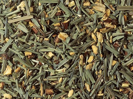 Ayurveda-Mischung ohne Zusatz von Aroma - INGWER-FRESH-TEE - 1KG