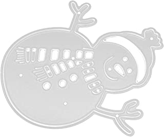 Die Cut Embossing,Diy Stencil Cutting For Making Scrapbooking Cards Metal,Dies Cutting Get Well Embossing Folders For Album Decorative Paper Crafts Animals House Cut (B)