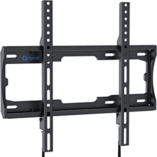 Pipishell Low Profile Fixed TV Wall Mount Bracket, Ultra Slim Save Space for Most 23-55 inch LED, LCD OLED and Flat Curved...