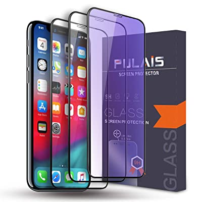 Screen Protector for iPhone Xs Max,Pulais iPhon...