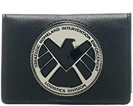 Agents of S.H.I.E.L.D TV Series Eagle Logo Lanyard with Rubber Logo ID Holder