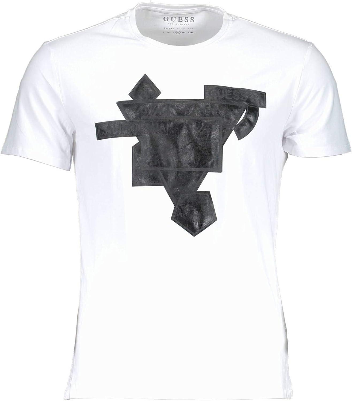 Guess Cn SS Jersey tee Camiseta de Tirantes para Hombre