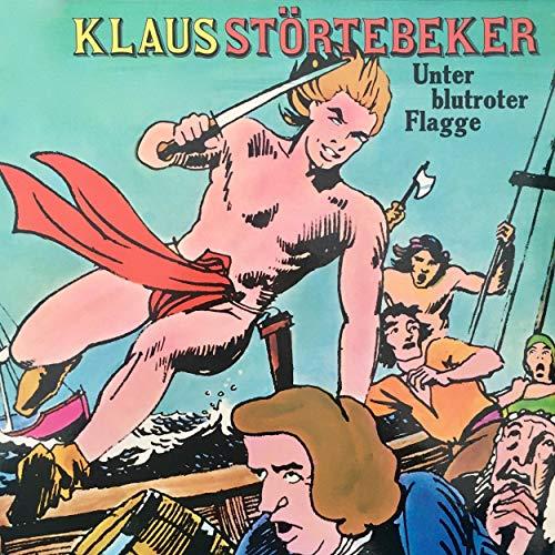 Klaus Störtebeker - Unter blutroter Flagge cover art