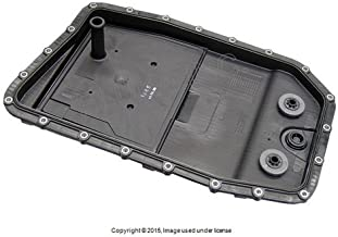 BMW Automatic Transmission Oil Pan and Filter Kit E60 E60N E63 E63N E64 E64N E65 545i 550i 550i 645Ci 650i 650i 645Ci 650i 650i 745i 750i 760i 745Li 750Li 760Li X5 3.5d X5 4.8i X5 35dX X6 50iX 335d 750i 750iX ALPINA B7 ALPINA B7X 750Li 750LiX ALPINA B7L ALPINA B7LX Phantom Phantom EWB Drophead Coupé