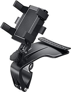Taloit Armaturenbrett Handyhalterung 1200 Grad Handyhalterung Auto Rückspiegel GPS Navigation Halterung Neu
