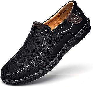 b45ab300 CAGAYA Mocasines Hombres Zapatos de Vestir Casuales Hombre Zapatos de  conducción Slip-On Zapatos del