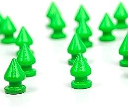 a spike of green