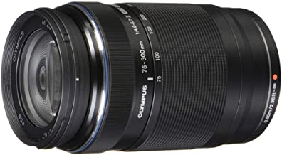 Olympus M.Zuiko Digital ED 75 to 300mm II F4.8-6.7 Zoom Lens, for Micro Four Thirds Cameras