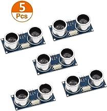 Organizer HC-SR04 Ultrasonic Sensor Distance Module for Arduino UNO MEGA2560 Nano Robot XBee ZigBee by ElecRight (5 PCS)