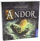 Giochi Uniti-Le Leggende di Andor-Viaggio al Nord Gioco, Multicolore, GU298