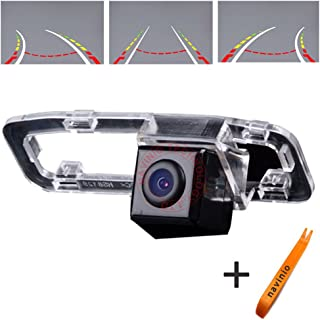 240mm Unicoba Compatible for〔Rear View Camera Kit〕7 Inch TFT LCD Screen Monitor Car HD Waterproof 3rd Brake Light Reverse Camera Chevrolet Express GMC Chevy Savana Exporer Van 2003-2018