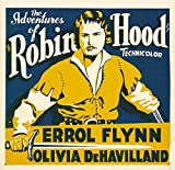 The Adventures of Robin Hood Movie Poster Masterprint