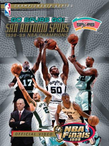 NBA Champions 1999: Spurs