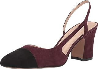 Franco Sarto Womens Imogen Fabric Cap Toe Casual Slingback Sandals US