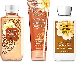 Bath and Body Works Warm Vanilla Sugar Gift Set