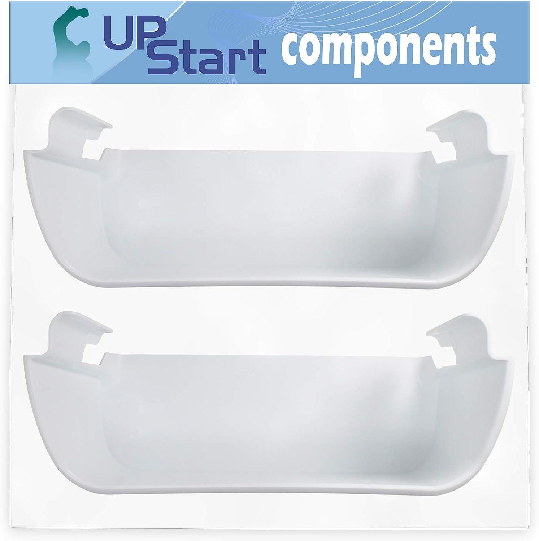 2-Pack 240363701 Luxury goods Refrigerator Door Shelf Max 44% OFF for Fri Bin Replacement