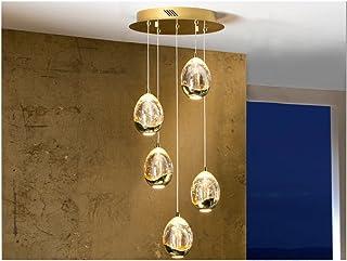 Schuller SL Rocio 5 LED lámpara, Ø30, oro