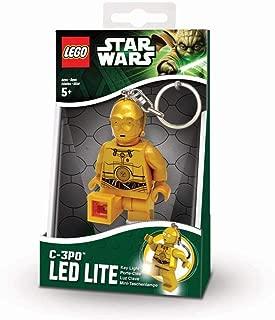 Lego C3-PO Key Light