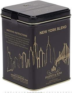 New York Blend, Harney & Sons Caffeine Free Tea In Sachets