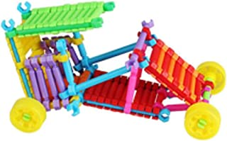 DRAGON SONIC Magic Stick Assembled Blocks Children Educational Toys-500PCS