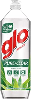 Colgate-Palmolive Glo Pure & Clear Aloe Vera Dishwashing Liquid 900ml
